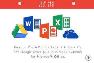 Google Drive is Available for Microsoft Office … And I Missed the Announcement