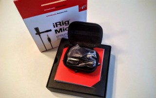 Product Review: iRig Mic Lav