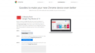 You May (or May Not) Be Eligible for Some Chromebook Goodies