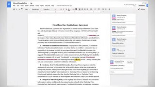 Advanced Google Docs Features