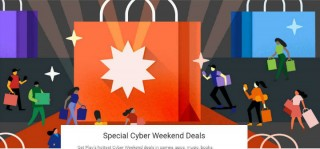 Grab Some Deals for Google Play's Cyber Weekend
