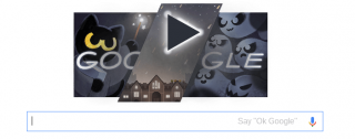Have Some Halloween Fun With Google