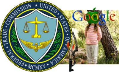 Google FTC violations