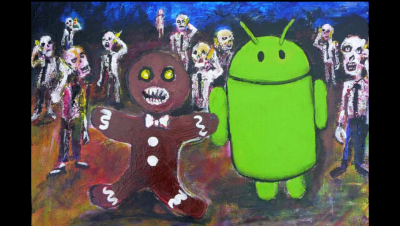 Android 2.3 Easter Egg Image