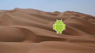 Android in the Desert