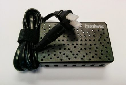 Bolse 7-port USB wall charger