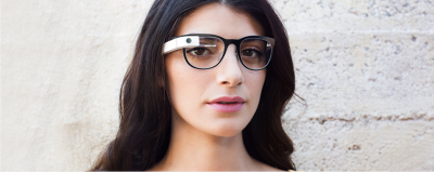 Google Glass Prescription Lenses Titanium Collection