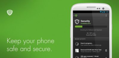 Lookout Mobile Security & Antivirus