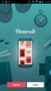Pinterest Android App