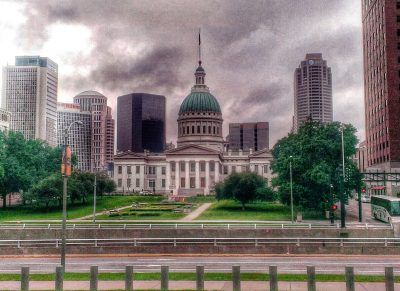 St. Louis Courthouse HDR