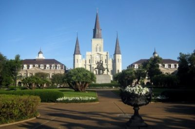 Jackson Square New Orleans