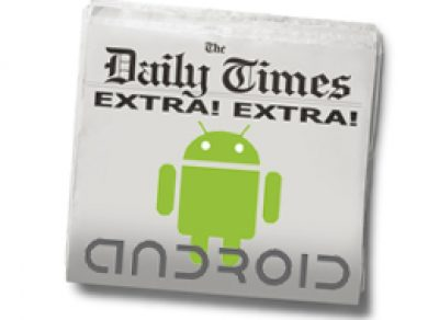 Android Newspaper