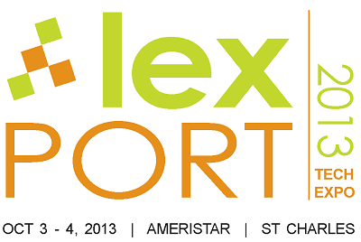 lex|Port Tech Expo 2013 Logo
