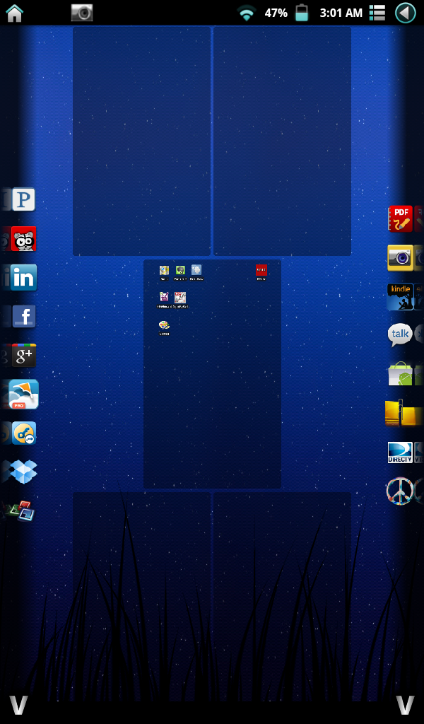VTL.Launcher Android Screenshot